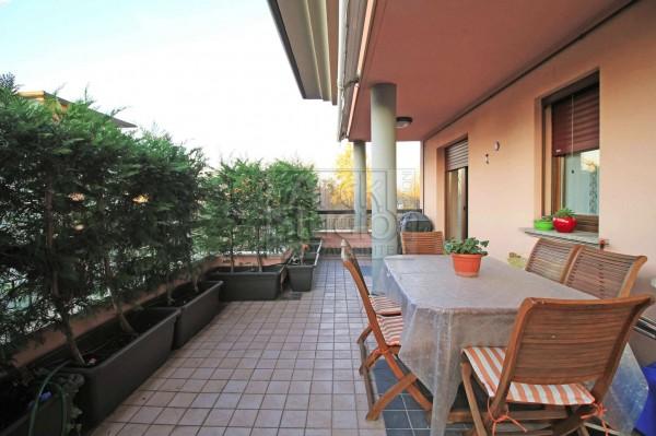 Appartamento in vendita a Cassano d'Adda, Ospedale, Con giardino, 166 mq - Foto 19