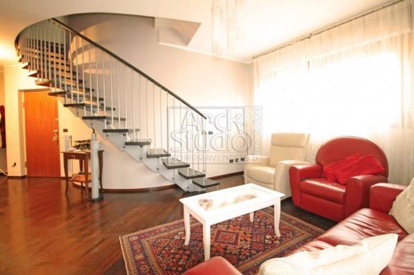 Appartamento in vendita a Cassano d'Adda, Ospedale, Con giardino, 166 mq - Foto 15