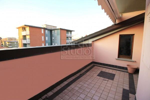 Appartamento in vendita a Cassano d'Adda, Ospedale, Con giardino, 166 mq - Foto 3
