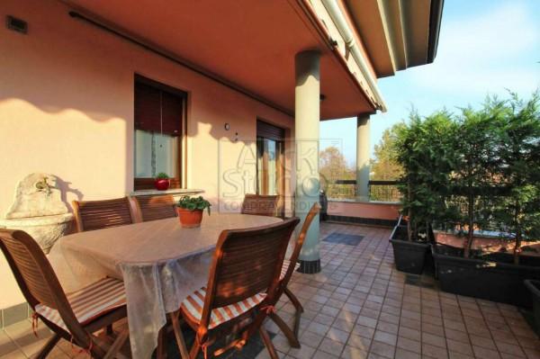 Appartamento in vendita a Cassano d'Adda, Ospedale, Con giardino, 166 mq - Foto 16