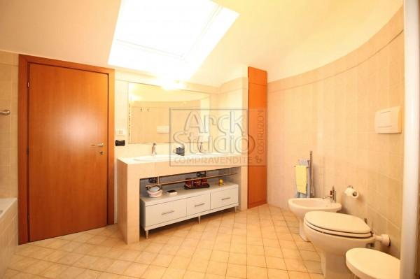 Appartamento in vendita a Cassano d'Adda, Ospedale, Con giardino, 166 mq - Foto 7