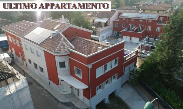 Appartamento in vendita a San Giovanni in Persiceto, Centro, Con giardino, 119 mq
