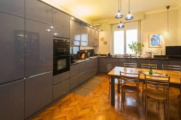 Appartamento in vendita a Milano, Con giardino, 160 mq - Foto 7