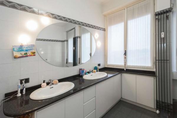 Appartamento in vendita a Milano, Con giardino, 160 mq - Foto 20
