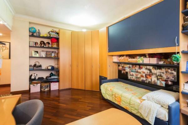 Appartamento in vendita a Milano, Con giardino, 160 mq - Foto 21