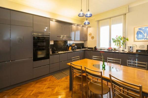 Appartamento in vendita a Milano, Con giardino, 160 mq - Foto 29