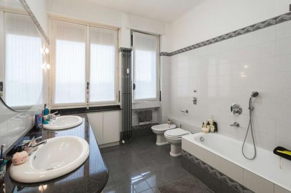 Appartamento in vendita a Milano, Con giardino, 160 mq - Foto 15
