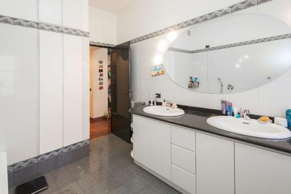 Appartamento in vendita a Milano, Con giardino, 160 mq - Foto 14