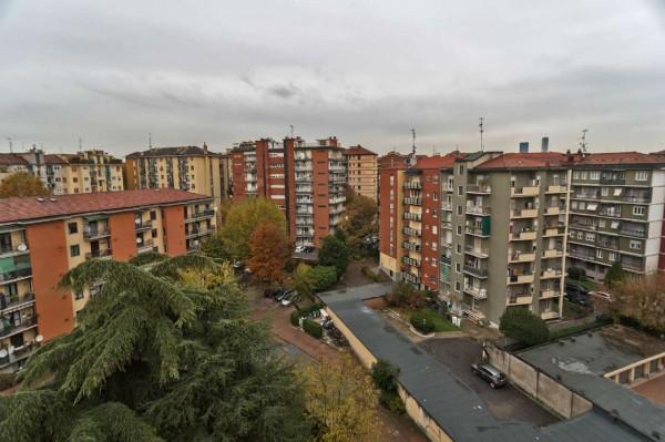 Appartamento in vendita a Milano, Con giardino, 160 mq - Foto 16