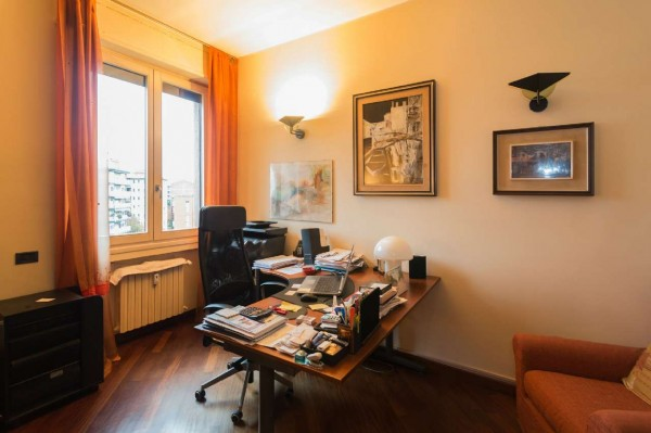 Appartamento in vendita a Milano, Con giardino, 160 mq - Foto 31