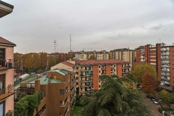Appartamento in vendita a Milano, Con giardino, 160 mq - Foto 17