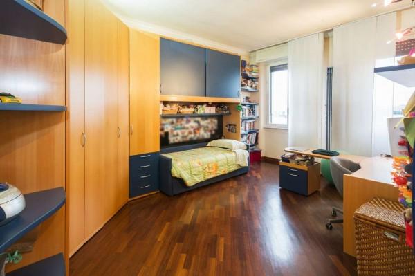 Appartamento in vendita a Milano, Con giardino, 160 mq - Foto 23