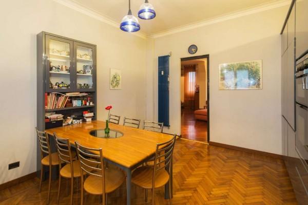 Appartamento in vendita a Milano, Con giardino, 160 mq - Foto 27