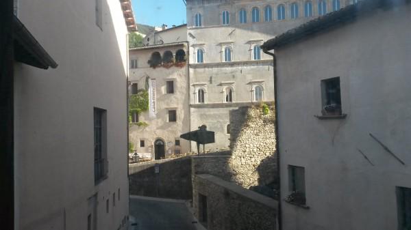 Appartamento in affitto a Spoleto, Centro Storico, 65 mq