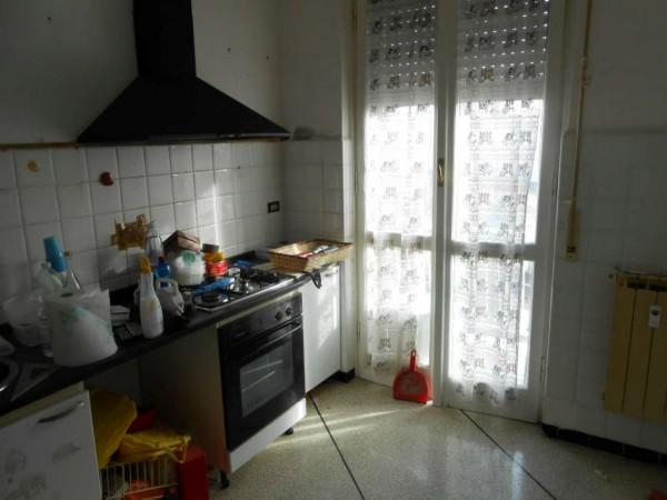 Appartamento in vendita a Genova, Adiacenze Via Sturla, 135 mq - Foto 44