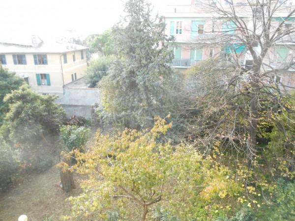 Appartamento in vendita a Genova, Adiacenze Via Sturla, 135 mq - Foto 4