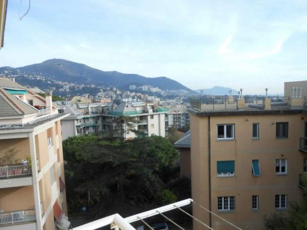 Appartamento in vendita a Genova, Adiacenze Via Sturla, 135 mq - Foto 8