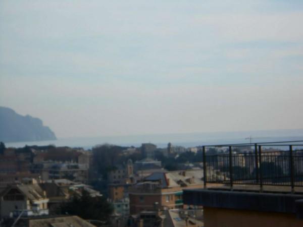 Appartamento in vendita a Genova, Adiacenze Via Sturla, 135 mq - Foto 58