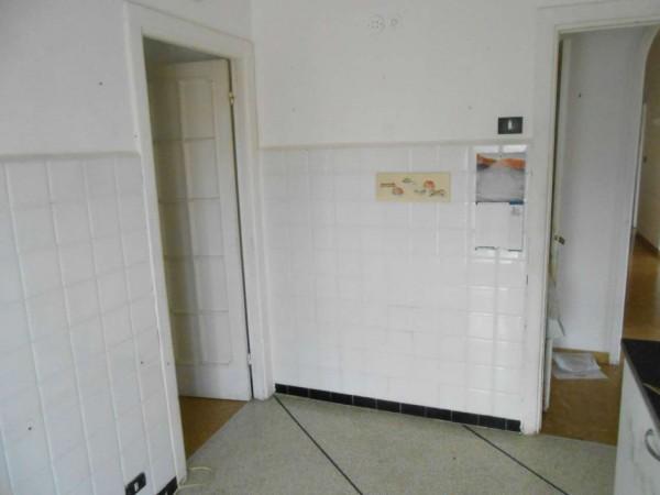 Appartamento in vendita a Genova, Adiacenze Via Sturla, 135 mq - Foto 71