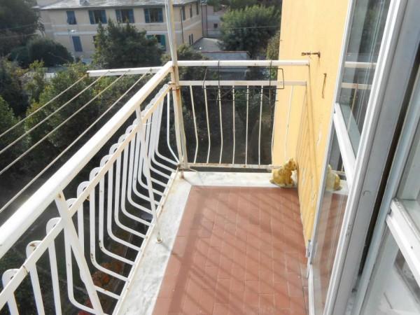 Appartamento in vendita a Genova, Adiacenze Via Sturla, 135 mq - Foto 22