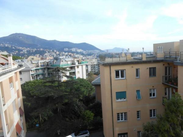 Appartamento in vendita a Genova, Adiacenze Via Sturla, 135 mq - Foto 13