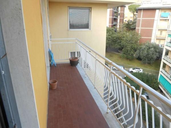 Appartamento in vendita a Genova, Adiacenze Via Sturla, 135 mq - Foto 21
