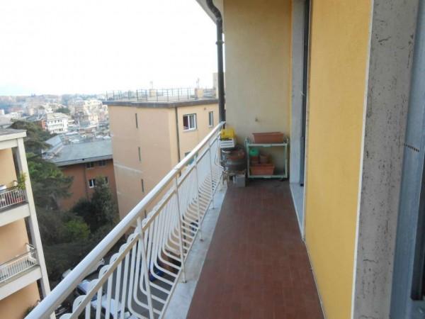 Appartamento in vendita a Genova, Adiacenze Via Sturla, 135 mq - Foto 59