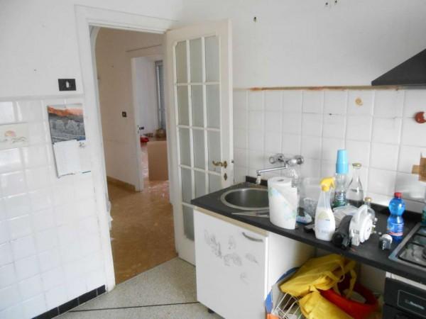 Appartamento in vendita a Genova, Adiacenze Via Sturla, 135 mq - Foto 42