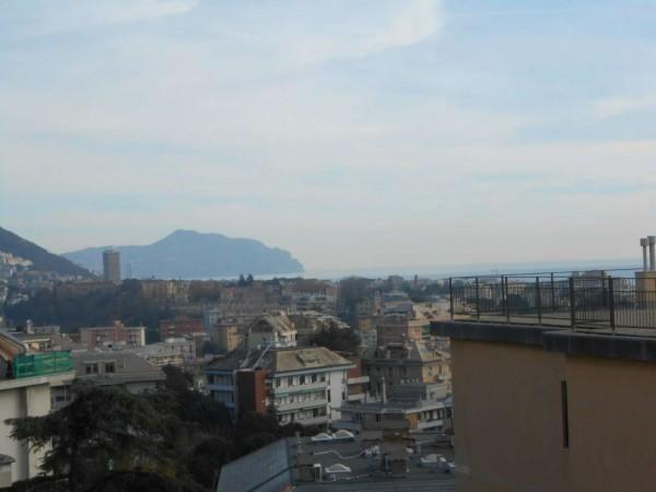 Appartamento in vendita a Genova, Adiacenze Via Sturla, 135 mq - Foto 14