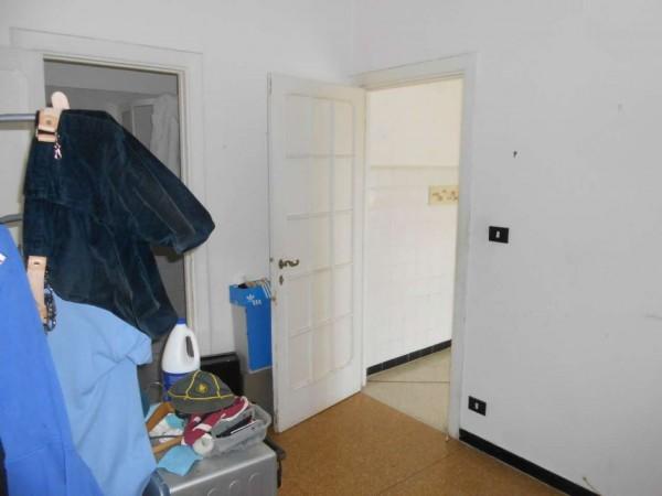 Appartamento in vendita a Genova, Adiacenze Via Sturla, 135 mq - Foto 61
