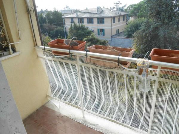 Appartamento in vendita a Genova, Adiacenze Via Sturla, 135 mq - Foto 19