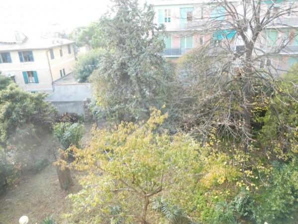 Appartamento in vendita a Genova, Adiacenze Via Sturla, 135 mq - Foto 5