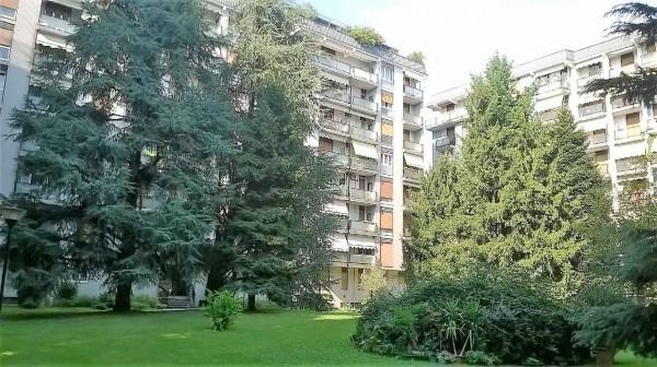 Appartamento in vendita a Brugherio, Con giardino, 45 mq