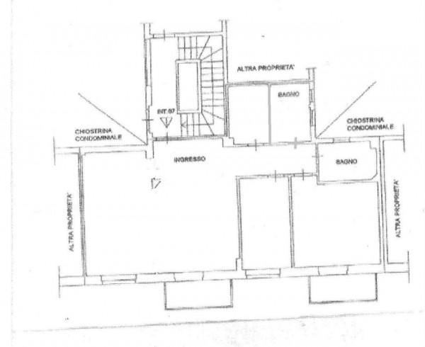 Appartamento in vendita a Roma, Marconi, Arredato, 92 mq - Foto 2