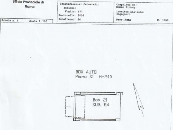 Appartamento in vendita a Roma, Ottavia, Con giardino, 220 mq - Foto 4