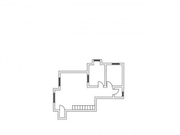 Appartamento in vendita a Roma, Ottavia, Con giardino, 220 mq - Foto 2