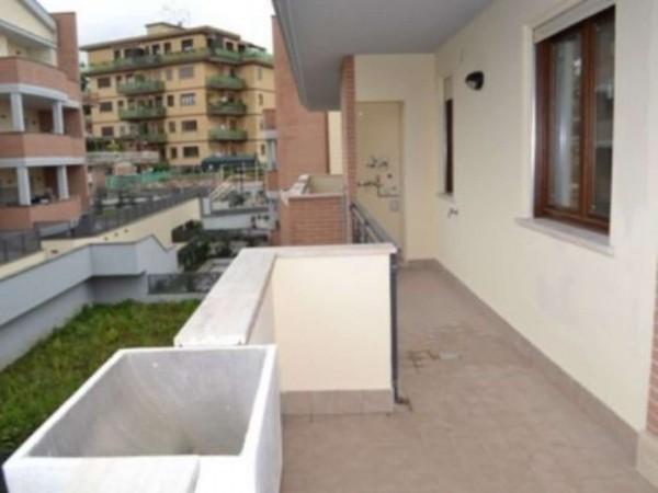Appartamento in vendita a Roma, Ottavia Lucchina, 85 mq