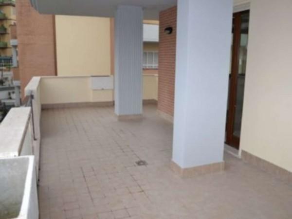 Appartamento in vendita a Roma, Ottavia Lucchina, 95 mq