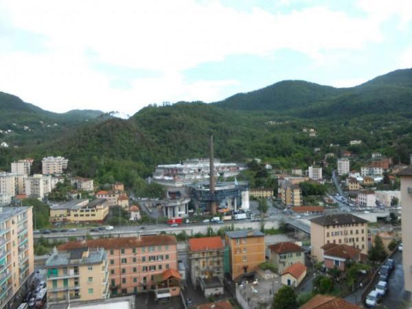 Appartamento in vendita a Genova, Sovrastante Via Struppa, 65 mq - Foto 2