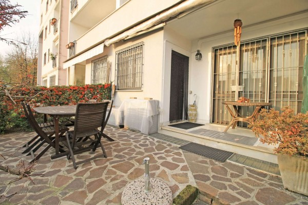 Villa in vendita a Cassano d'Adda, Cristo Risorto, Con giardino, 166 mq - Foto 21