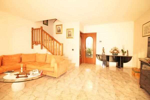 Villa in vendita a Cassano d'Adda, Cristo Risorto, Con giardino, 166 mq - Foto 19