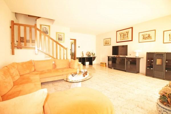 Villa in vendita a Cassano d'Adda, Cristo Risorto, Con giardino, 166 mq - Foto 5