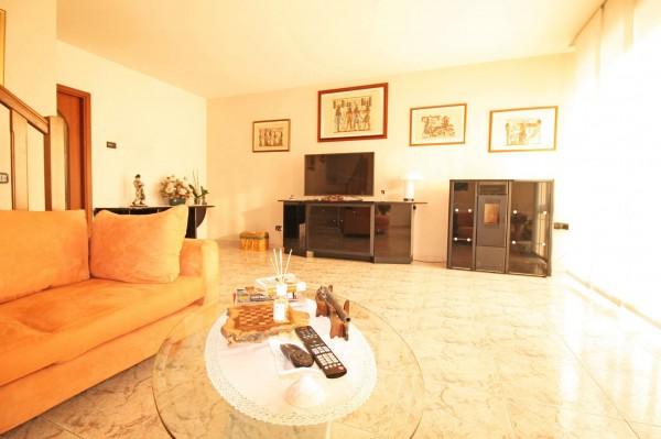 Villa in vendita a Cassano d'Adda, Cristo Risorto, Con giardino, 166 mq - Foto 16