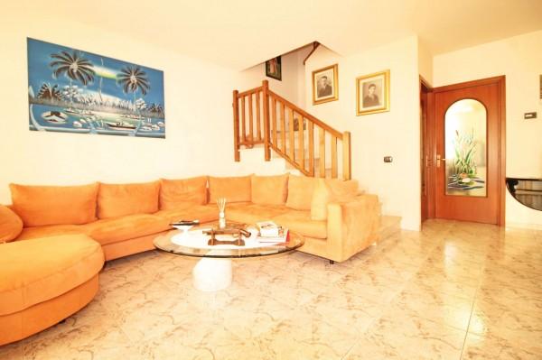 Villa in vendita a Cassano d'Adda, Cristo Risorto, Con giardino, 166 mq - Foto 15