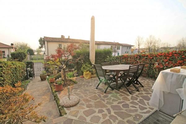 Villa in vendita a Cassano d'Adda, Cristo Risorto, Con giardino, 166 mq - Foto 12