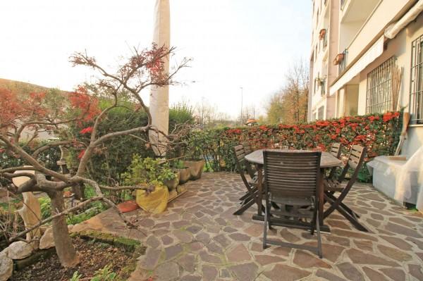 Villa in vendita a Cassano d'Adda, Cristo Risorto, Con giardino, 166 mq - Foto 11