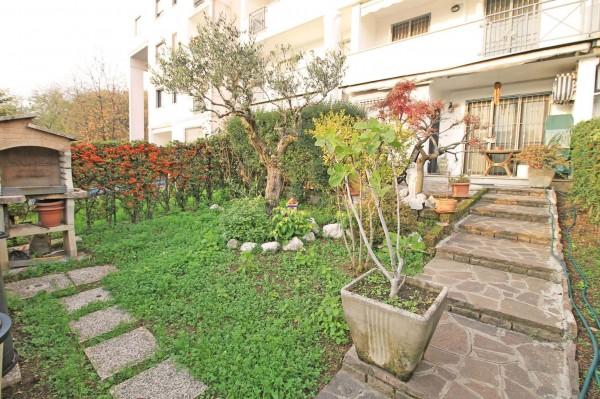Villa in vendita a Cassano d'Adda, Cristo Risorto, Con giardino, 166 mq - Foto 20