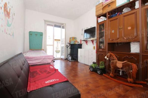 Appartamento in vendita a Torino, Rebaudeno, Arredato, 75 mq
