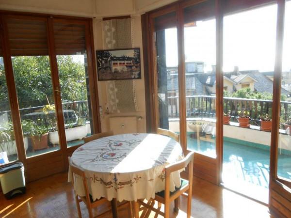 Appartamento in vendita a Rapallo, Adiacenze Centro, 132 mq