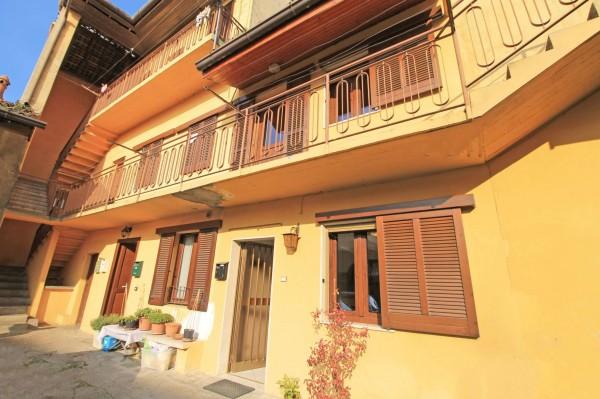 Casa indipendente in vendita a Vaprio d'Adda, Centro, Arredato, 70 mq - Foto 10